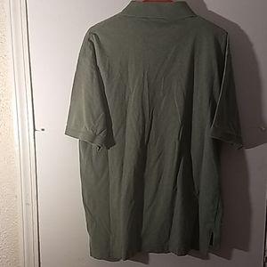 St. John's Bay Shirts - ST John's Bay Polo Short Sleeve Shirt SZ L